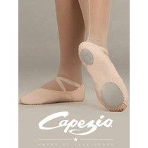 Capezio Zapatilla De Media Punta De Ballet.