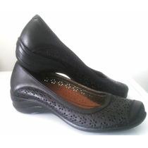 Zapatillas Hush Puppies Dama Talla 38.5us Color Negro