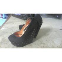 Zapatos Suela Corrida Nuevos.