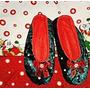Pantuflas Babuchas Tipo Zapatillas De Descanso Supercómodas