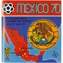 Vendo Album Panini Lleno Mexico 1970 En Formato Digital Pdf