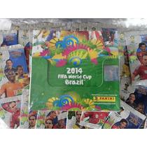 Caja Adrenalyn Mundial 2014 Panini