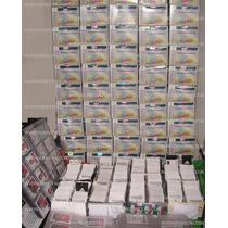 Caja Barajitas Abierta Brasil 2014 Lote 200 Barajitas