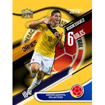 Cl27 James Rodriguez 2014 Produccion Nacional