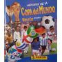 Album Historia De La Copa Del Mundo 1930-1990 En Formato Pdf