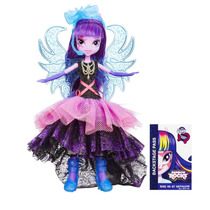 Mi Little Pony Equestria Girl Rainbow Rock