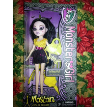 Muñeca Al Estilo Monster High