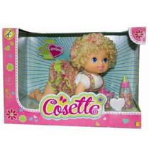 Muñeca Cosette Original Kreisel - Gatea - Escucha Y Responde