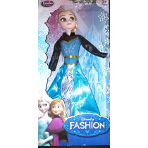 Muñecas Frozen Ana Y Elsa De Excelente Calidad 30 Cms ...