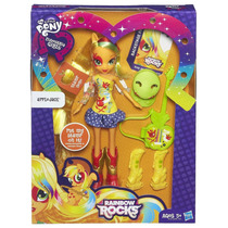 Little Pony Equestria Girls Apple Jack Original Hasbro