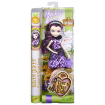 Ever After High Enchanted Picnic Raven Queen