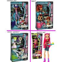 Monster High Sports Clawdeen Spectra Toralei