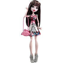 Muñeca Monster High Draculaura 2015 Boo York Original Import