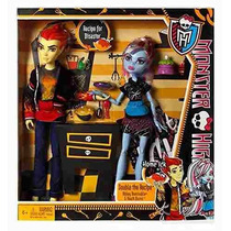 Aprovecha Muñecas Monster High Abbey Bominable & Heath Burns