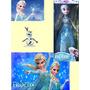 Muñeca Elsa Frozen, 26 Cm. ¡el Mejor Regalo En Esta Navidad!