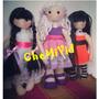 Muñecas De Trapo Soft Unicas!! 100% Artesanal Hermosas