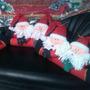 Cojines Doble Santa Para Tus Muebles