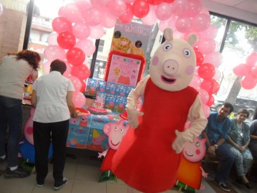Muñecotes Mickey Peppa Pig Payasitas Recreadore Baby Shower