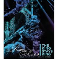 Romeo Santos. The King Stays King. Cd+dvd Original Nuevo