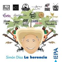 Cd - Simón Diaz: La Herencia - Varios Artistas - 2015