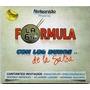 Cd - La 6ta Formula - Con Los Duros De La Salsa
