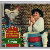 Simon Diaz. Parranda Con Simon. Cd Original Nuevo.