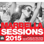 Varios 3 Cd Album Marbella Sessions 2015 (importado)