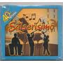 Salserisimo. 40 Años De Exitos. 2cd Original Nuevo