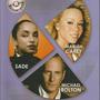 Mariah Carey, Michael B, Y Sade. Serie Famosos.