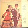Lp El Barbero De Sevilla Rossini 1947