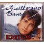 Guillermo Dávila. Exitos Vol. I I. Cd Original, Nuevo