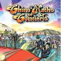Cd - Chino & Nacho - En Concierto - 2014