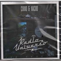 Cd Radio Universo Chino Y Nacho