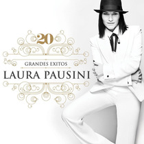 Laura Pausini.20 Grandes Exitos. 2 Cd´s Original Nuevo