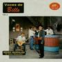 Cd - Voces De Billo Memo Morales - 2012