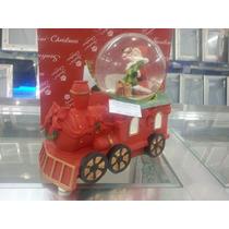 Tren De Navidad Luminoso Marca Santini