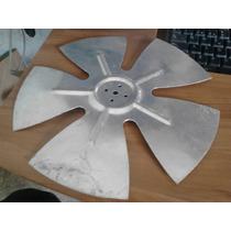 Aspa Metalica 9 1/2 Pulgadas Para Motor Evaporadores