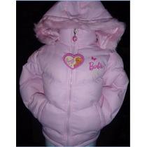 Chaquetas Niña Niño Infantil Barbie Princesa Sweter Inviern