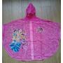 Impermeable Princesas Tipo Poncho - Ref M5 - Envio Gratis