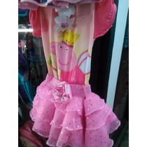 Vestidos Faldas Tutu Pepa, Frozen ,sofia,