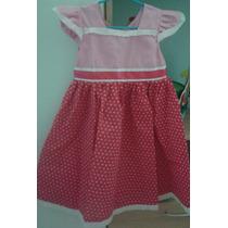 Hermosos Vestidos De Niñas Casuales Talla 6