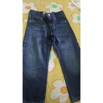 Pantalón Blue Jeans Marca Levi
