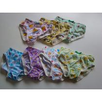 Pantaletas Algodón Para Niñas