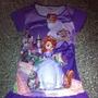Vestidos Disney De La Princesa Sofia Y Frozen