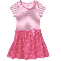Vestido Con Pantaletica Casual Bebes Niñas Meses-cartersitos