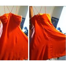 Vestido Color Lechoza