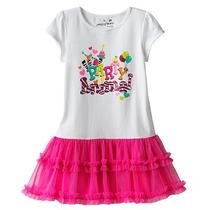 Bellos Vestido Para Niña Con Tutu Talla 7