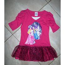 Vestidos De Niña Importados De Usa Disney Princess Nav15