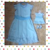 Vestidos American Girl Para Niña Y Muñeca Originales