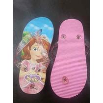 Cholas Sandalias Para Niñas Princesas, Dra. Juguetes, Minnie